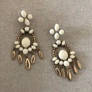 Stella & Dot Havana Chandelier Earrings